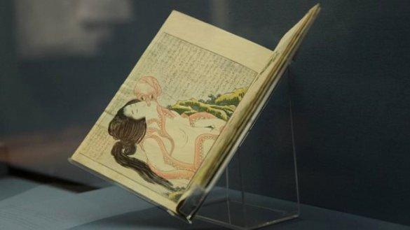 Inauguración de la exposición en el Museo Británico