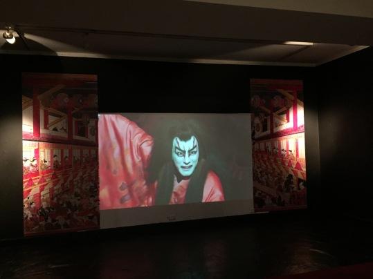 Aires de kabuki (2016, Buenos Aires)
